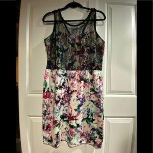 👗Floral dress